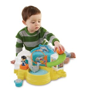Fisher-Price Parc aquatique Little People