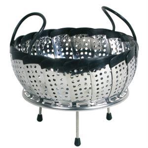 Cuit vapeur panier inox comparer 18 offres - Panier cuit vapeur inox ...