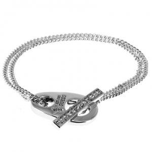 Guess UBB51460 - Bracelet en métal argenté