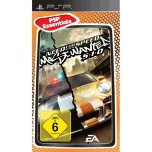 Need for Speed : Most Wanted 5-1-0 sur PSP