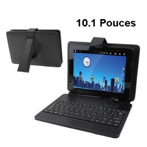 "Yonis Y-hcu1 - Housse clavier universelle tablette tactile 10"" support"