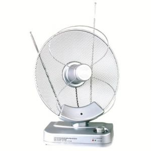 Optex BG 46 - Antenne intérieure amplifiée Boost