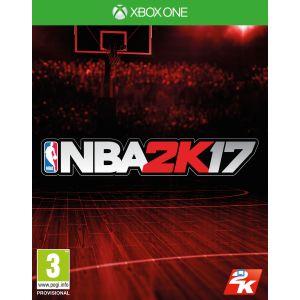 NBA 2K17 sur XBOX One