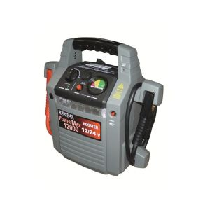 Sodise 04026 - Booster de démarrage POWER MAX 12000 batterie 12V / 24V