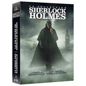 Coffret Sherlock Holmes : Le chien des Baskerville + La vie privée de Sherlock Holmes