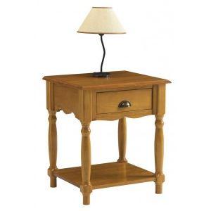 1059 offres chevet pin massif comparez avant d 39 acheter en ligne. Black Bedroom Furniture Sets. Home Design Ideas