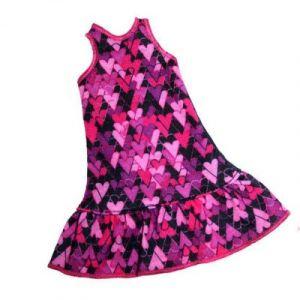Mattel Vêtement robe tendance à coeurs