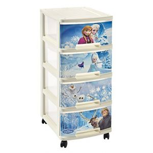 reine des neiges rangement comparer 87 offres. Black Bedroom Furniture Sets. Home Design Ideas