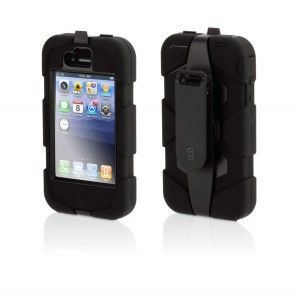 Griffin GB35095 Survivor - Coque de protection pour iPhone 4