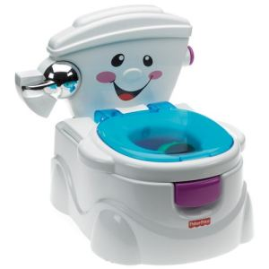 Fisher-Price Pot Mes premières Toilettes