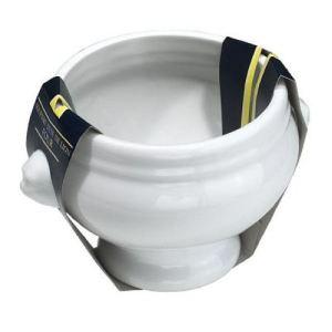 Porcelaine de reussy Soupière Tête de lion en porcelaine (45 cl)