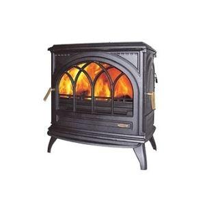 Godin 366103 - Poêle à bois Carvin 13 kw (porte décor)