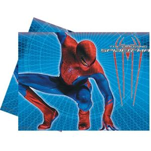 Nappe en plastique The Amazing Spiderman