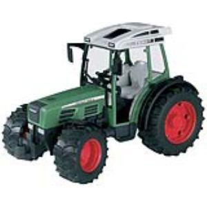 Bruder Toys 2100 - Tracteur Fendt Farmer 209 S - Echelle 1:16