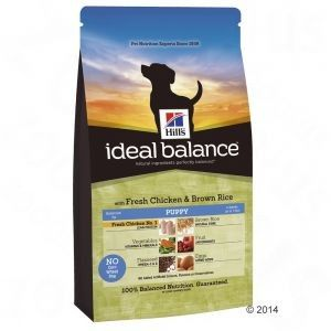 Hill's Ideal Balance Canine Puppy Poulet & Riz 12 kg