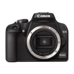 Canon EOS 1000D (Boitier nu)