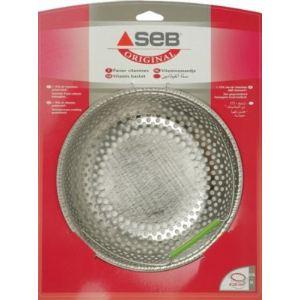 Seb X1030002 - Panier multiperforé Vitamine 8/10 L pour autocuiseur