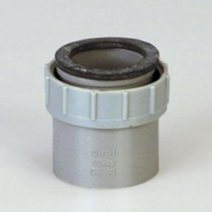 GIRPI Douille femelle avec écrou prisonnier Diamètre 40 mm