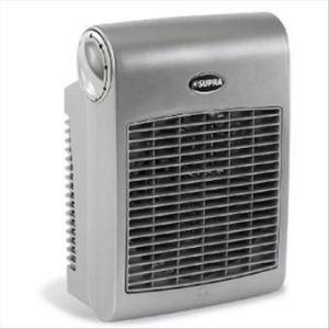 Supra SB 22-10 - Radiateur soufflant mobile pour salle de bain 2500 Watts