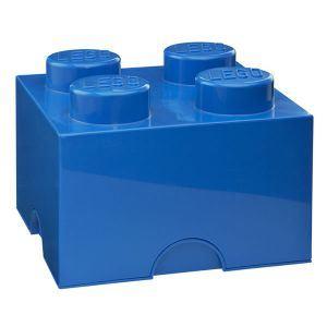 Lego Boîte de rangement 4 plots taille M
