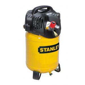 Stanley D200.10.24V - Compresseur vertical sans huile 24L 10Bars 1,5Cv