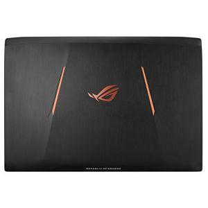 """Asus G502VY-FY064T - 15.6"""" avec Core i7-6700HQ 2.6 GHz"""