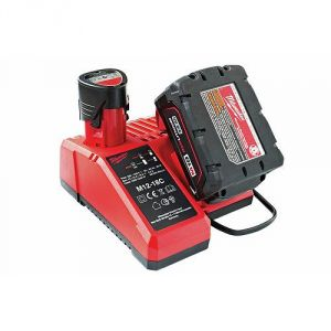 Milwaukee M12-18C - Chargeur Red Lithium 12V
