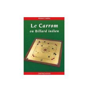 Morize / Chavet chess Le carrom ou billard indien