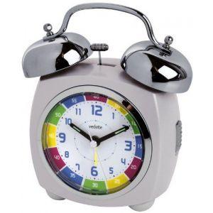 Vedette horlogerie VR20002 - Réveil Quartz Analogique pour enfant