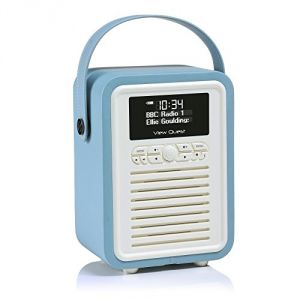 View Quest Retro - Station d'accueil Radio DAB+ pour iPhone et iPod