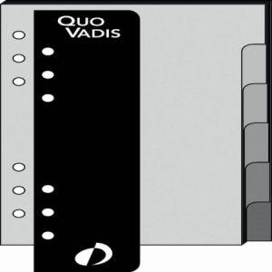 Quo Vadis 721012Q - Recharge intercalaire + règle T17