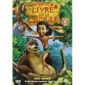 Le Livre de la jungle - Volume 5 : La vallée secrète