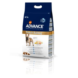 Advance French Bulldog Adult - Sac de 3 kg