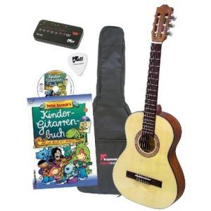 Voggenreiter 398 - Guitare 3/4 et manuel d'apprentissage
