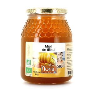 Noria Miel de Tilleul BIO Espagne 1 kg