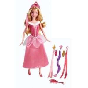 Mattel Poupée coiffure de Princesse Aurore