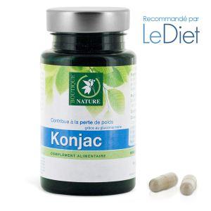Boutique Nature Konjac : Contribue à la perte de poids