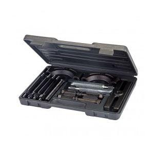Silverline 783172 - Coffret 14 pièces extracteur d'engrenages et décolleur de roulements