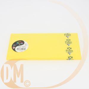 Pollen 25 cartes simples 210 g/m² (106 x 213 mm)