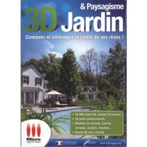 3D Jardin &amp Paysagisme pour Windows