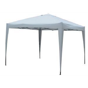 achat hesperide easy up tente ext rieure de r ception carr e toile en polyester 3 x 3 x 2 40 m. Black Bedroom Furniture Sets. Home Design Ideas