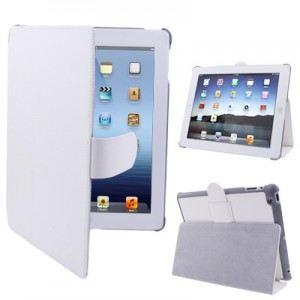 LambeMu E20N4-IPAD3-0494 - Coque support pochette smart cover pour iPad 2, 3 et 4 Retina