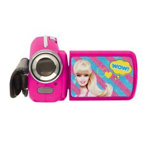 Lexibook DJ280BB : Caméscope pour enfant Barbie à carte mémorie
