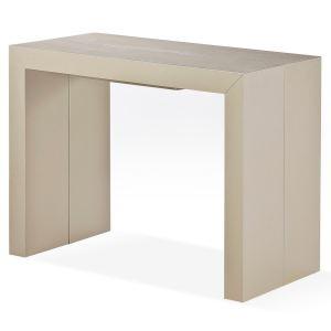 Menzzo Console extensible Woodini en bois