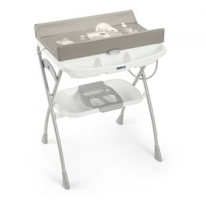 Cam Volare - Table à langer avec baignoire