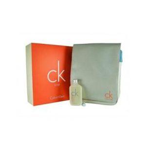 Calvin Klein CK One - Coffret eau de toilette et besace