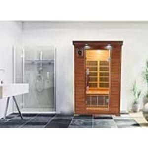 France Sauna Luxe 2 - Sauna cabine infrarouge pour 2 personnes