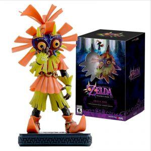 Ceecilio Legend Of Zelda figurine Skull Kid Majora's Mask Modèle