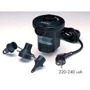 Intex Gonfleur électrique 220 volts avec poignée ergonomique