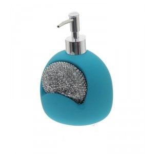 distributeur savon turquoise comparer 27 offres. Black Bedroom Furniture Sets. Home Design Ideas